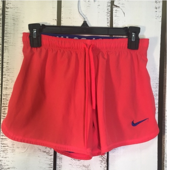 Nike Pants - Nike Dry-Fit Hot Pink Athletic Shorts XS